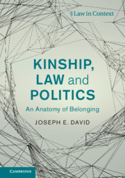 Kinship, Law and Politics