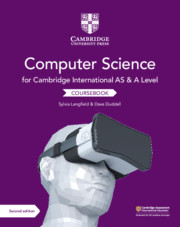 International AS & A Level Computer Science Coursebook