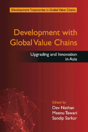 Development Trajectories in Global Value Chains