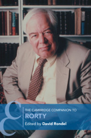 The Cambridge Companion to Rorty