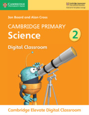 Cambridge Primary Science Stage 2 Cambridge Elevate Digital Classroom (1 Year)