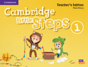 Cambridge Little Steps Level 1