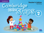 Cambridge Little Steps Level 2