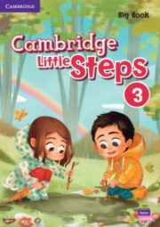 Cambridge Little Steps Level 3