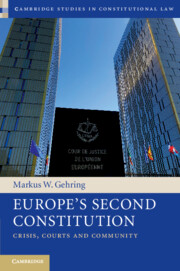 Europe's Second Constitution