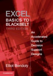 Excel Basics to Blackbelt