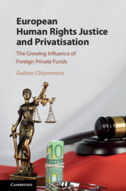 European Human Rights Justice and Privatisation