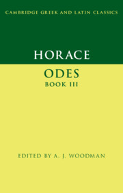 Horace: Odes Book III