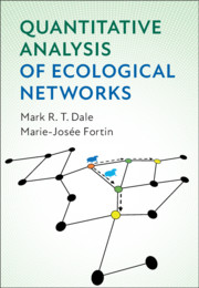 Quantitative Analysis of Ecological Networks