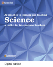 Approaches to Learning and Teaching Science Cambridge Elevate Edition