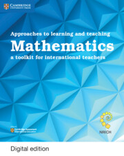 Approaches to Learning and Teaching Mathematics Cambridge Elevate Edition