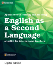 Approaches to Learning and Teaching English as a Second Language Cambridge Elevate Edition