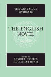 The Cambridge History of the English Novel
