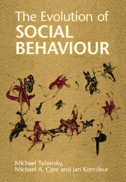 The Evolution of Social Behaviour