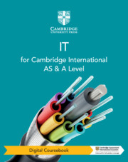 Cambridge International AS & A Level IT Digital Coursebook (2 Years)