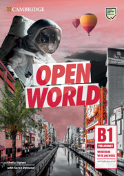 Open World Preliminary