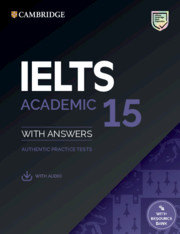 Cambridge IELTS 15 Sample Test