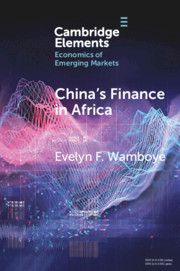 Elements in the Economics of Emerging Markets