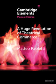 A Huge Revolution of Theatrical Commerce