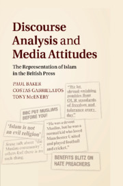 Discourse Analysis and Media Attitudes