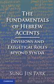 The Fundamentals of Hebrew Accents
