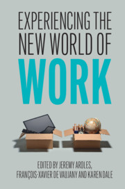 Experiencing the New World of Work