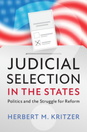 Judicial Selection in the States
