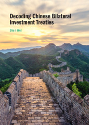 Decoding Chinese Bilateral Investment Treaties