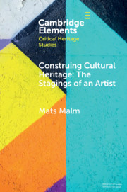 Construing Cultural Heritage: The Stagings of an Artist