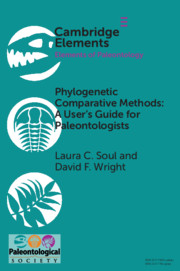 Phylogenetic Comparative Methods: A User's Guide for Paleontologists