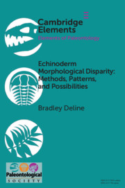 Echinoderm Morphological Disparity: Methods, Patterns, and Possibilities