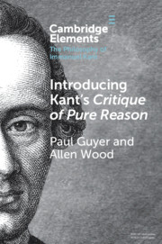 Introducing Kant's Critique of Pure Reason