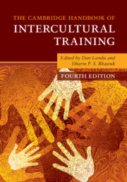 The Cambridge Handbook of Intercultural Training