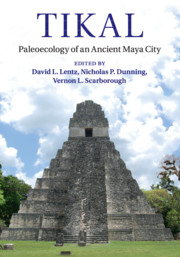 Tikal Edited By David L Lentz