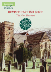REB New Testament, Green Imitation Leather, RE212N