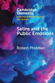 Satire and the Public Emotions