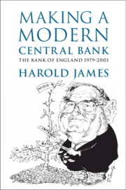 Making a Modern Central Bank