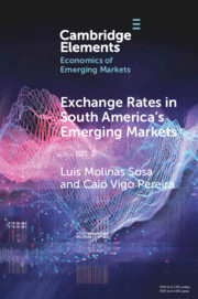 Exchange Rates in South America's Emerging Markets