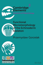 Functional Micromorphology of the Echinoderm Skeleton