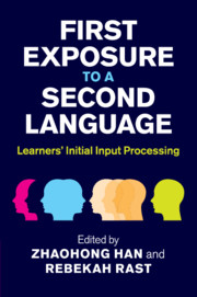 First Exposure to a Second Language