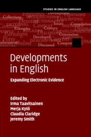 Developments in English