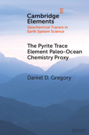 The Pyrite Trace Element Paleo-Ocean Chemistry Proxy