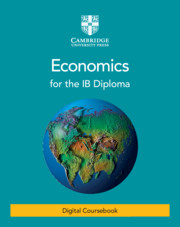 Economics for the IB Diploma Digital Coursebook (2 Years)
