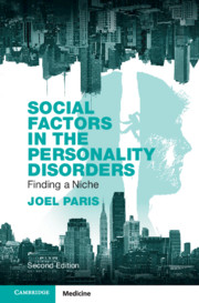 Social Factors in the Personality Disorders