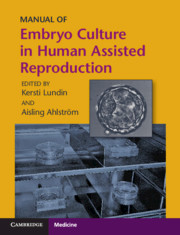 Manual of Embryo Culture in Human Assisted Reproduction