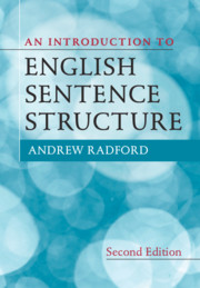 An Introduction to English Sentence Structure