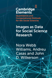 Images as Data for Social Science Research