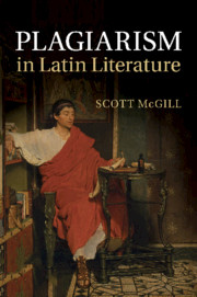 Plagiarism in Latin Literature
