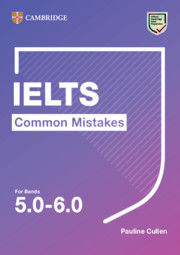 IELTS Common Mistakes