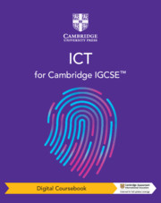 Cambridge IGCSE™ ICT
